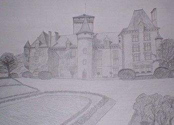 Chateau cantal