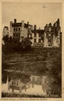 cpa_ayrens_ruines_chateau_clavierres