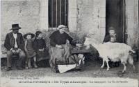 Famille-chèvre