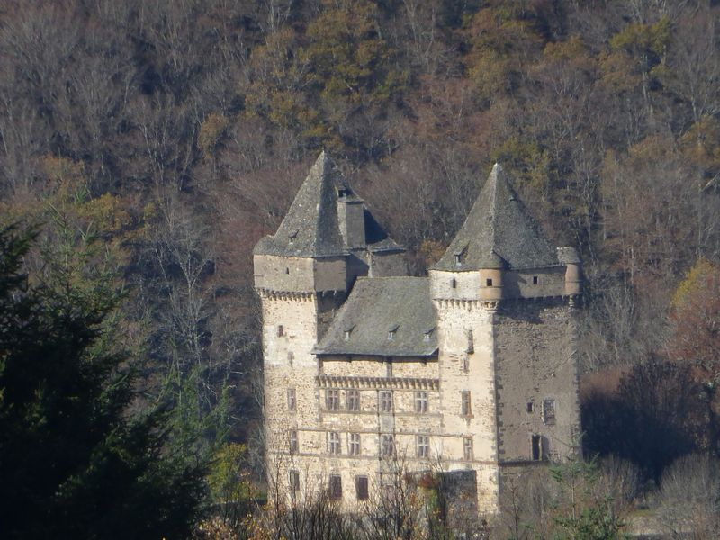 chateau messilhac