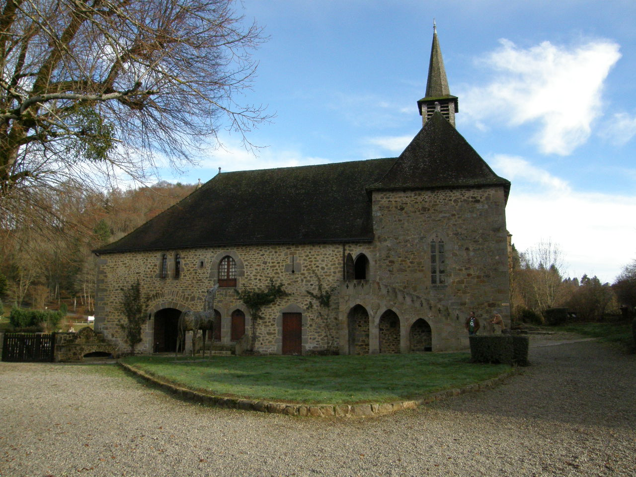 chapelle val