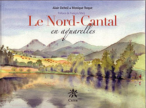 nord cantal aquarelles