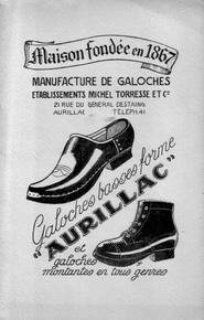 manufacture galoches 1948
