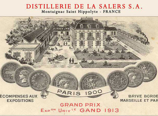 Salers distillerien°1